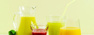 Zumos de fruta, ¿tan malos para la salud como otras bebidas azucaradas?