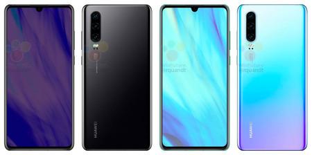 Huawei P30 Winfuture