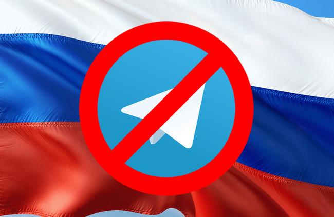 Telegram Bloqueo Rusia