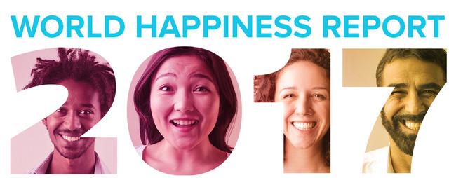 World Happiness Report 2017