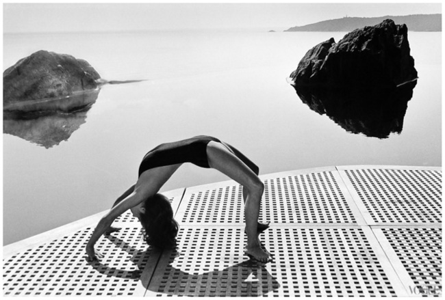 Charlotte Rampling, 1976
