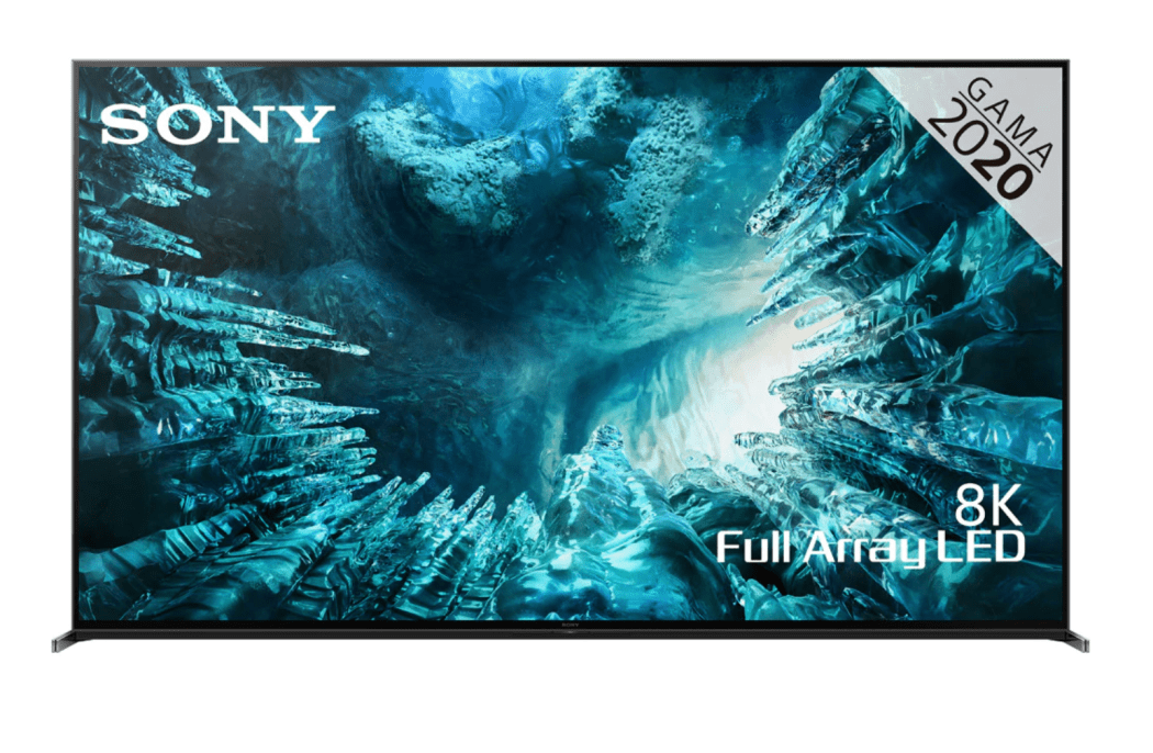 """TV LED 190,5 cm (75"""") Sony KD-75ZH8 Full Array Android TV 4K HDR X1 Ultimate y 4K X-Reality PRO"""