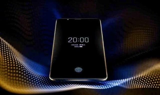 El Vivo X20 Plus UD, el 1er celular terminal de la historia con el lector de huellas bajo la pantalla