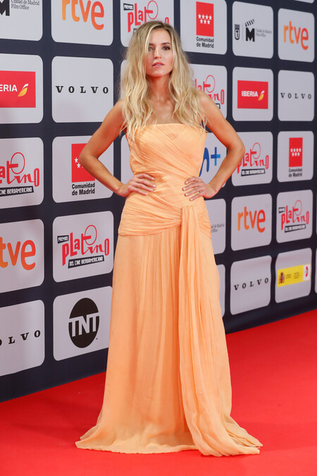 Premios Platino 2021 Ana Fernandez