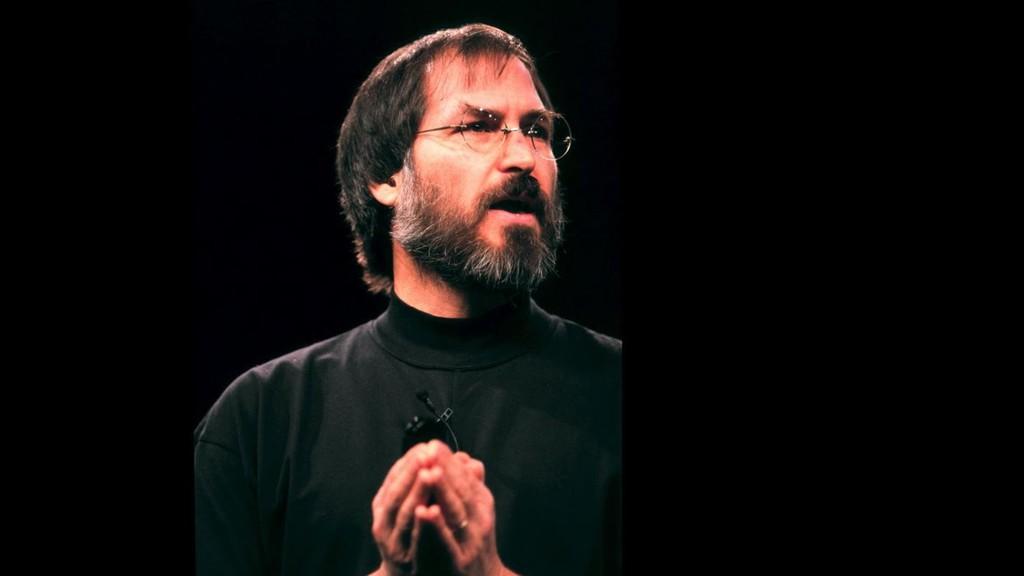 Steve Jobs en 1998