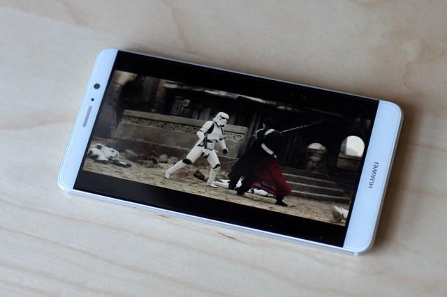 Huawei Mate nueve 21