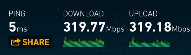 Test Wifi Ac