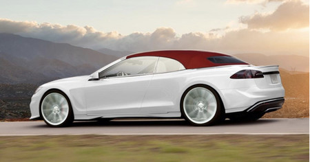 The Tesla Model S will also be convertible after passing through the hands of Ares Design