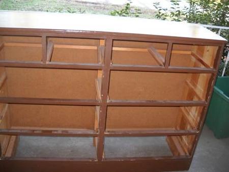Como pintar y renovar un mueble de madera paso a paso
