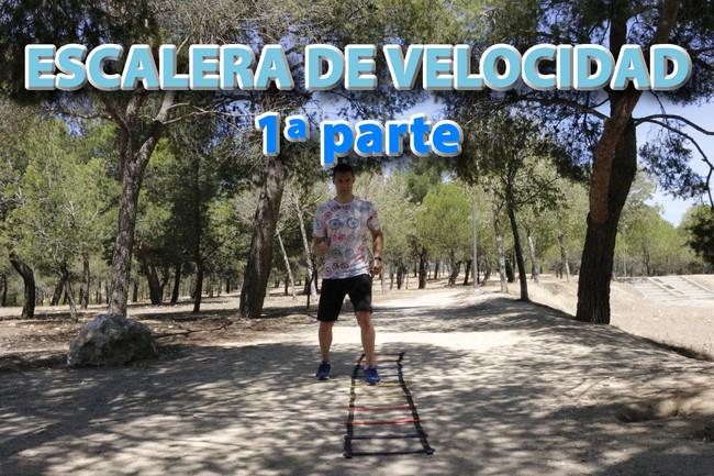 Escalera Velocidad Vitonica 1