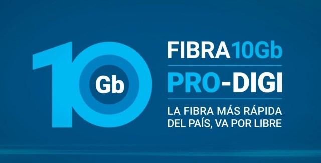 Siete preguntas y respuestas de la nueva tasa PRO-DIGI: ¿necesitas 10 Gbps en tu fibra?