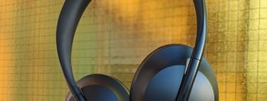 Bose 700 NCH, análisis: la mejor cancelación de ruido en llamadas llega con este serio aspirante a mejor auricular bluetooth
