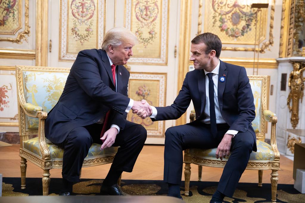 EEUU amenaza a Francia con aranceles de