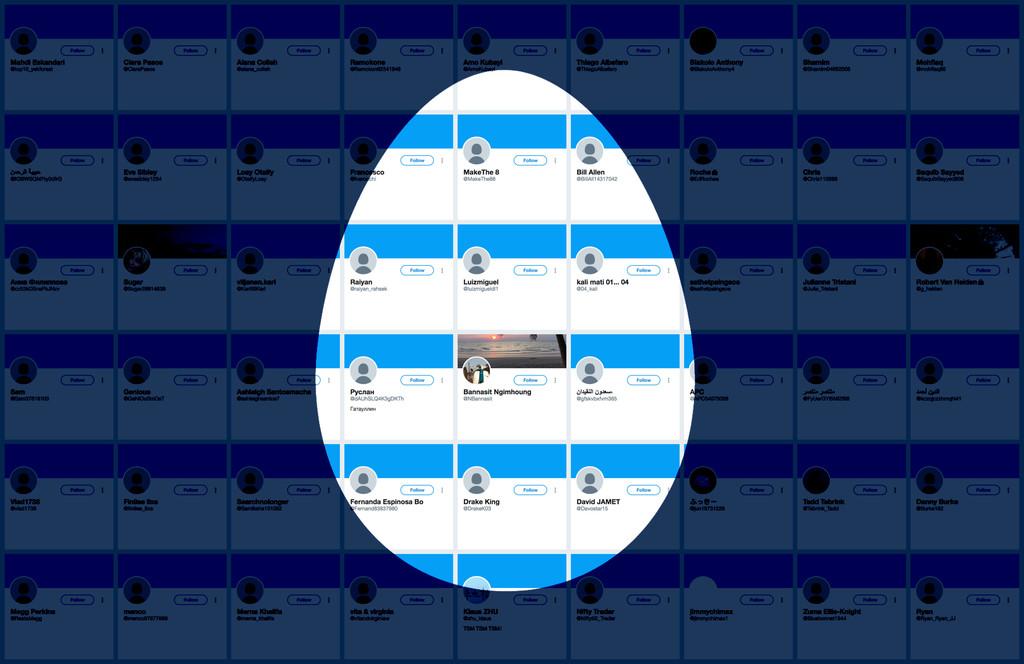 Permalink to Cuántos seguidores perderían las principales cuentas si Twitter eliminara sus seguidores falsos