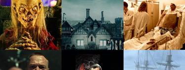 Las 23 mejores series para disfrutar en Halloween