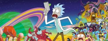 'Rick y Morty': cuando la mejor ciencia ficción está en los dibujos animados para la tele