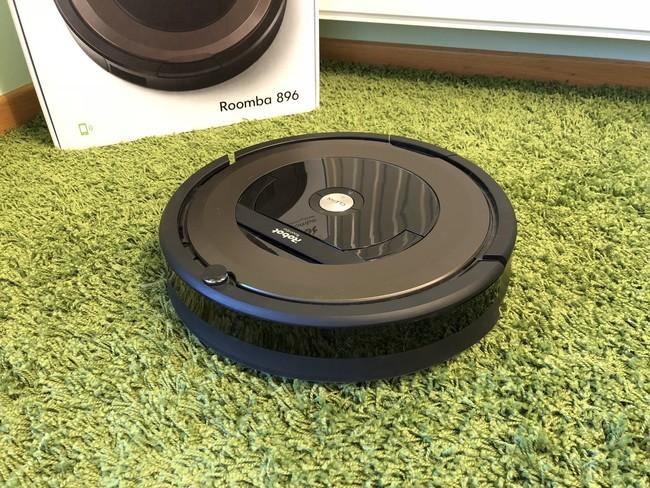 Roomba 896 Con Caja