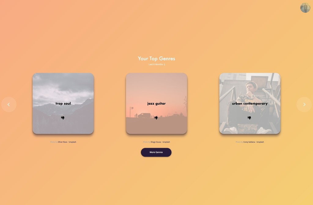 Permalink to Encuentra la canción perfecta para cada ocasión con Noiseblend y Spotify