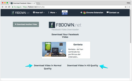 How to download Facebook videos on Windows, Mac or Linux