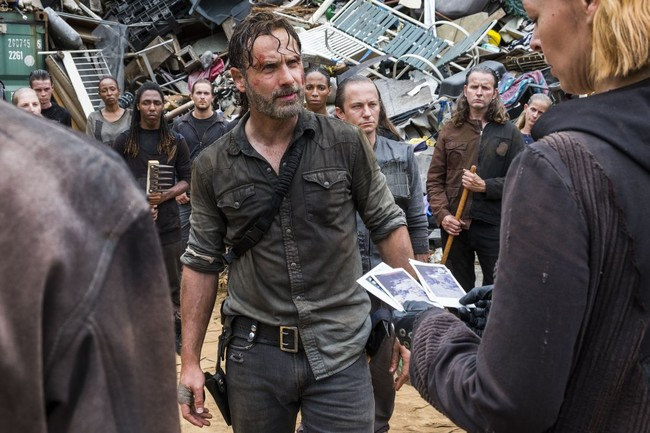 Permalink to 'The Walking Dead' puede estar agotada creativamente, pero sigue siendo una máquina de hacer dinero