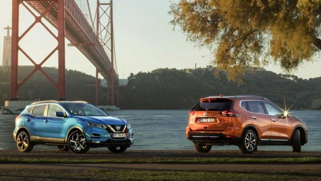Nissan Crossover Domination 2017 100