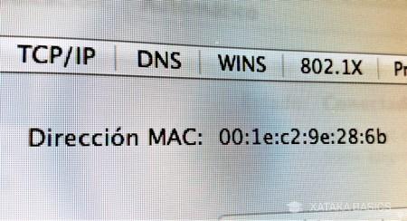 Direccion Mac