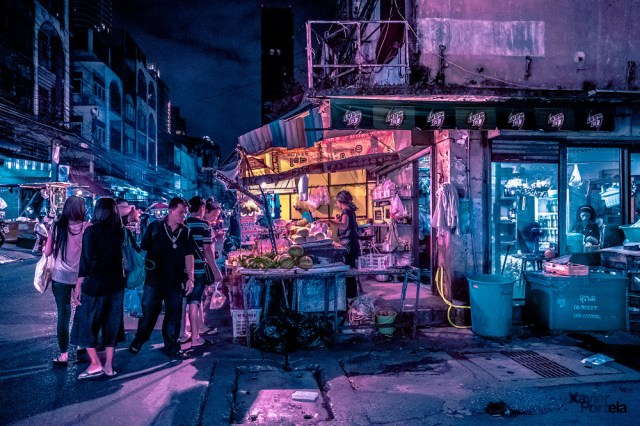 Bangkok Glow Xavier Portela 13