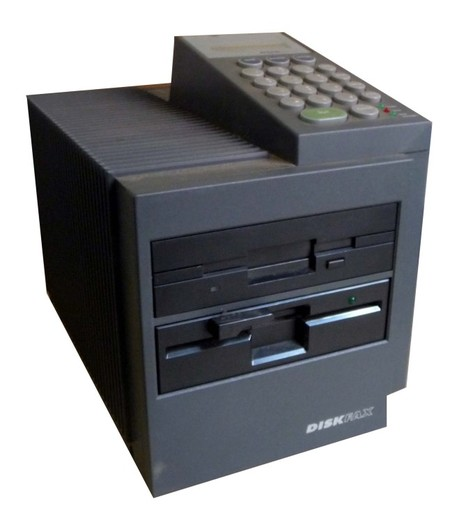 Diskfax