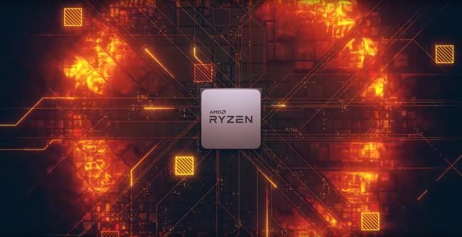 Amd Ryzen 2nd Gen
