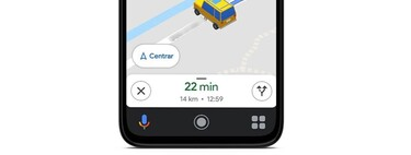 How to deactivate the Assistant driving mode in Google Maps