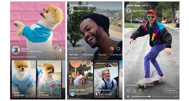 Permalink to IGTV, así es como Instagram le da la bienvenida a los creadores con una plataforma de vídeo que competirá con YouTube