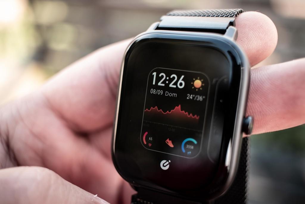 Los Amazfit GTR y GTS ahora son capaces de detectar que te estás echando la siesta