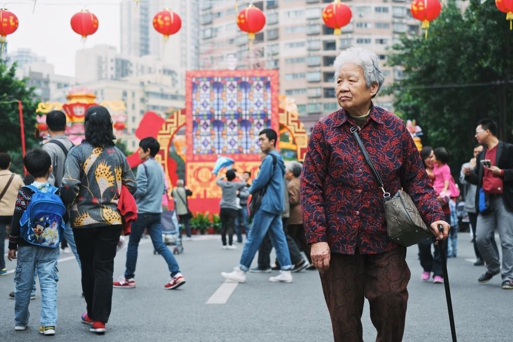 La tecnología de supervisión china ya no necesita visualizar tu cara, sólo como te mueves