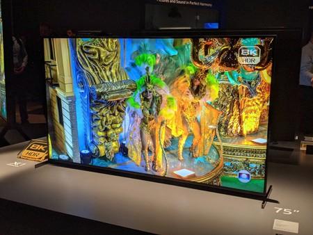 Sony Tv 8k 2020 Entrevista
