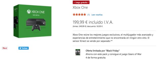 Oferta Xbox