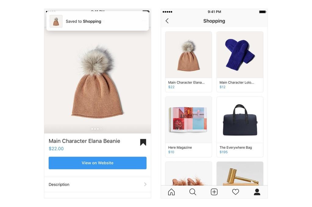 Compra, compra, compra: Instagram se actualiza con características pensadas para el ecommerce