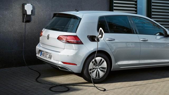 Ionity Volkswagen e Golf