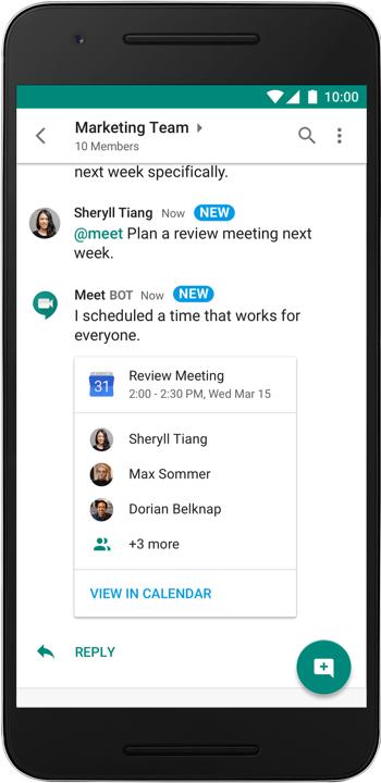 Google Meetbot