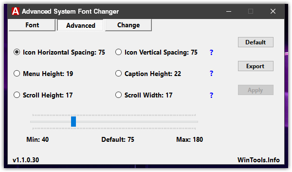 Advanced System Font Changer 2017 10 29 15 39 25