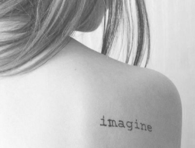 Con La Motivación A Flor De Piel 33 Tatuajes Con Frases