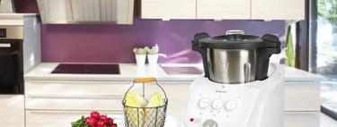 """Monsieur Cuisine Connect: el competidor de Thermomix con WiFi y pantalla de 7"""" volverá a venderse en Lidl muy barato"""