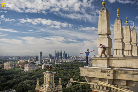Moscow Rooftoppers