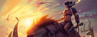 League of Legends rebajará el ritmo de cambios en los parches, a no ser que aparezca otra Neeko