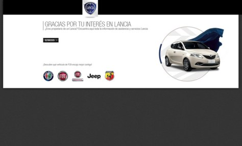 Llega el adiós de Lancia a los mercados europeos: de momento sólo sobrevive en Italia