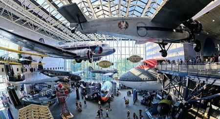 Museo Aeroespacial Nasa