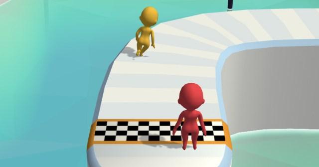 Así es Fun Race 3D, el fácil juego para iOS℗ y <stro data-recalc-dims=