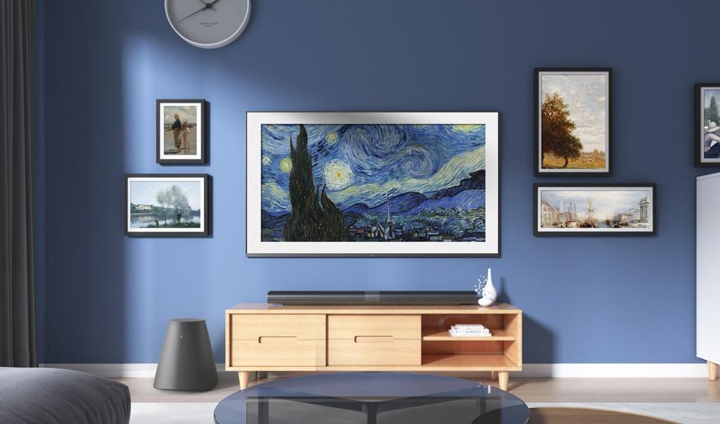 Permalink to Xiaomi lanza su Mi Mural TV, competidora de Samsung The Frame y nuevos televisores 4K HDR de hasta 65 pulgadas