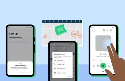 Modo oscuro en Google Maps, verificación de contraseñas y más: estas son las características que llegan a Android desde hoy
