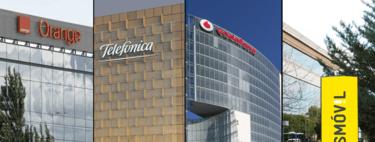 Vodafone, Movistar℗ y Orange℗ reorientan su estrategia de marcas low cost: Lowi, O2℗ y Simyo jugarán un papel más importante