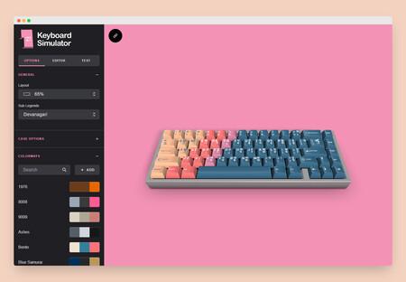 Keyboard Simulator 1